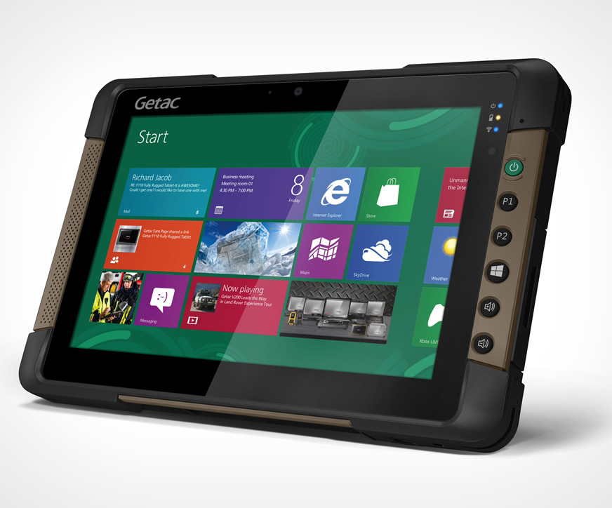 10 Inch Rugged Windows Tablet